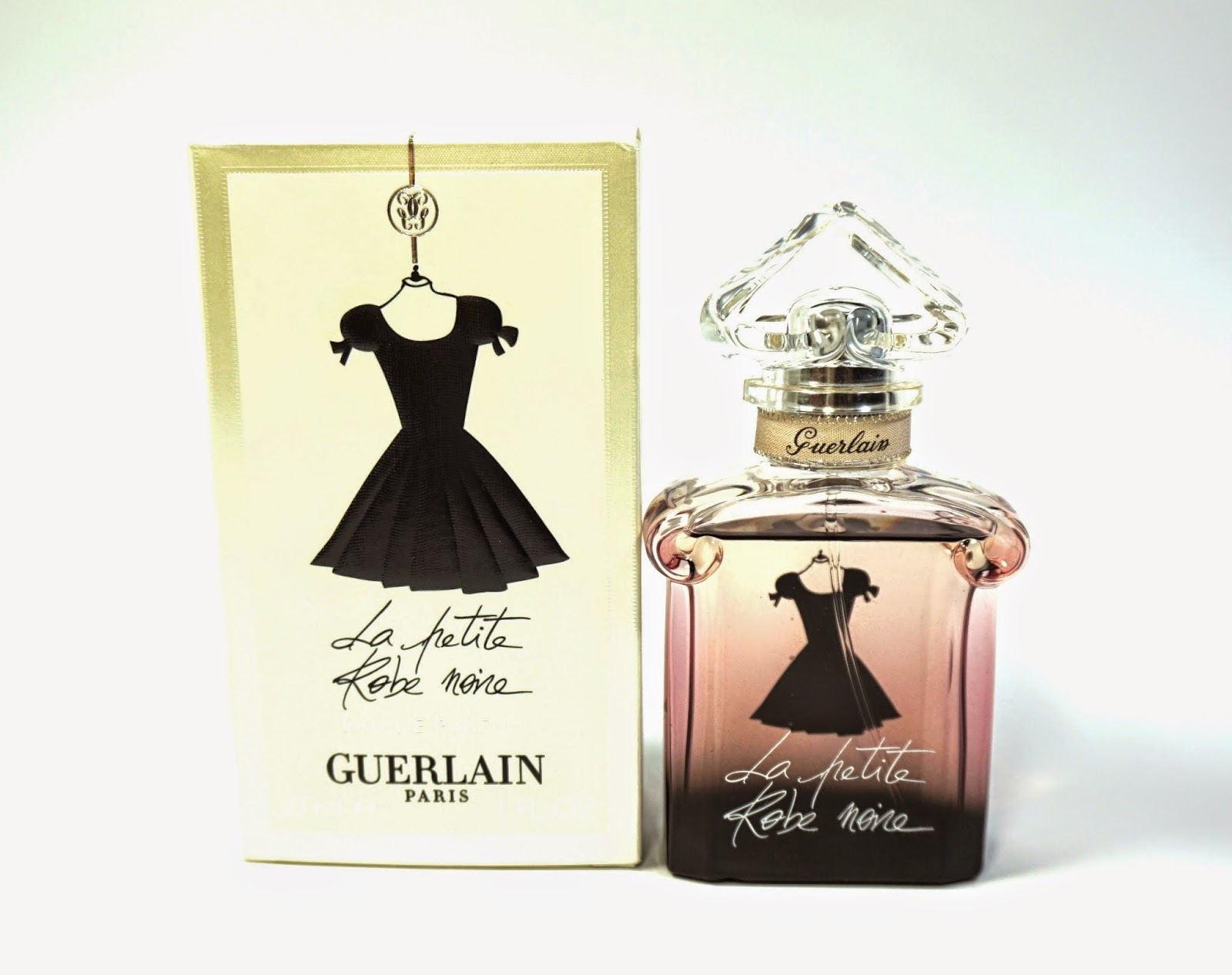 guerlain la petite robe noire edp review the beauty junkee. Black Bedroom Furniture Sets. Home Design Ideas