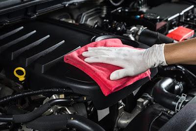 Tips dan Trik Mencuci Ruang Mesin Mobil