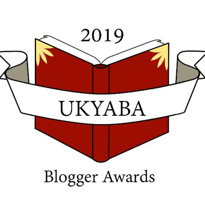 UKYA Blogger & Vlogger Awards 2019 Logo