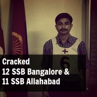 11 SSB Allahabad and 12 SSB Bangalore