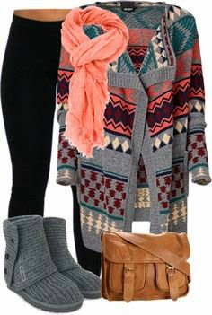 sweater-outfit-ideas-for-2014-fall-winter-look