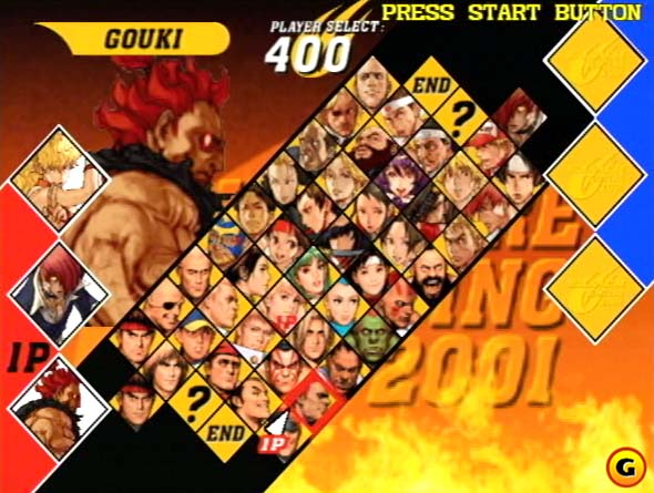 Capcom vs snk 2 eo ken vs shin akuma [hd] youtube.