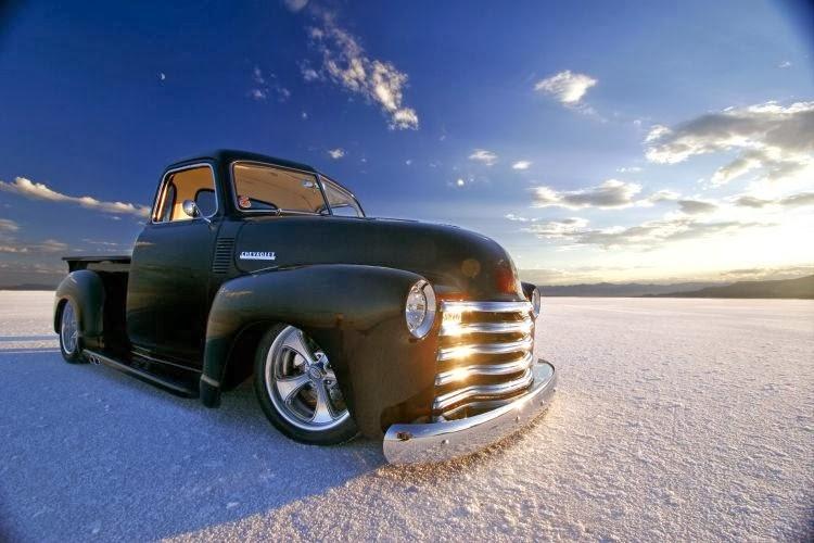 Chevrolet Pickup Lowrider on Chevrolet Advance Design