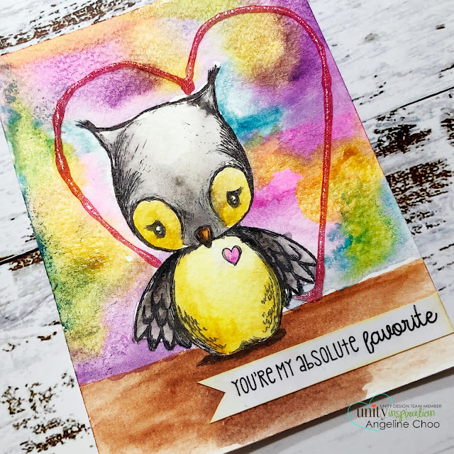 ScrappyScrappy: End of 2018 Big Bang with Unity Stamp #scrappyscrappy #unitystampco #card #cardmaking #stamp #stamping #quicktipvideo #youtube #tierrajackson #cuddlebugowl #altenewwatercolors #kenoliverliquidmetal #nuvoglitterdrop