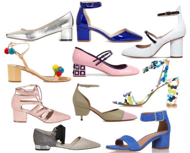 SS16 Block Heels