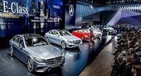 Dòng xe Mercedes 2018