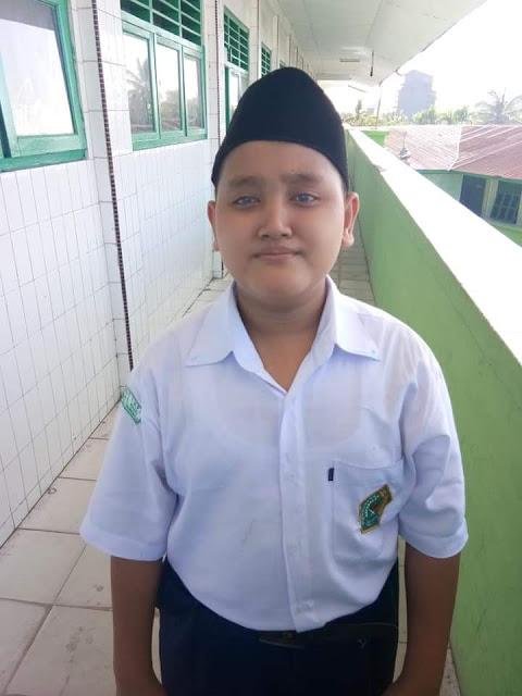 Faliyas si anak jenius dari Tanjungbalai.