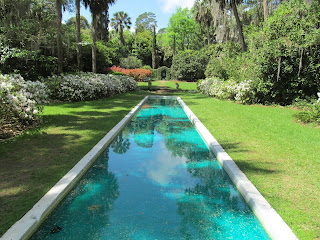 The Reflection Pool at Alfred B. Maclay Gardens