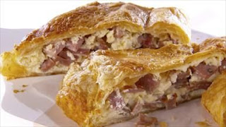 how to make pizza rustica, pizzarusitca, pizza rustica recipe, easter pie recipe, easter pie