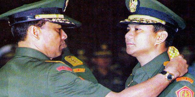 Wiranto Sebut Benar Bahwa Prabowo Diberhentikan Karena Menculik Aktivis