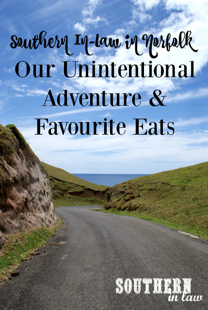 Southern In Law in Norfolk Island Travel Reviews - Our Unintentional Adventure and Favourite Eats