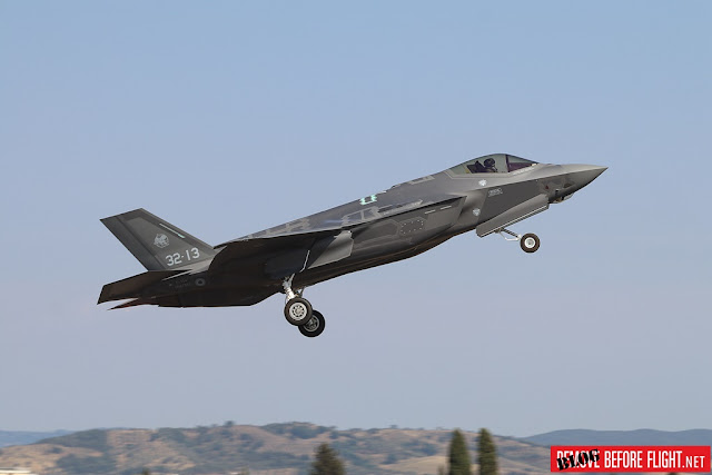 F-35 debut Belgian Air Force Days