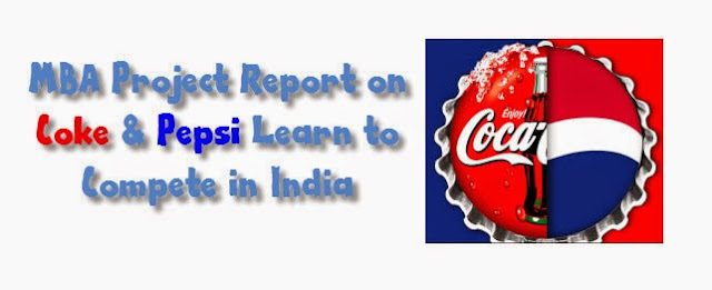 Coke & Pepsi Learn to Compete in India
