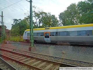 поезд SJ