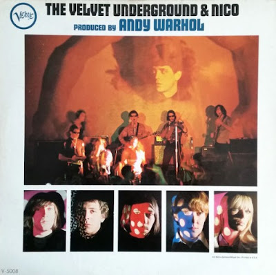 THE VELVET UNDERGROUND & NICO (1967) 2