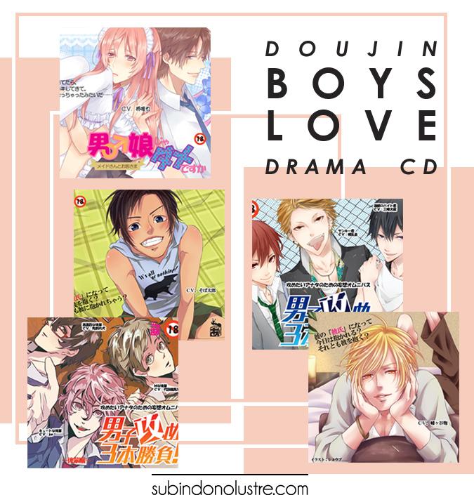 Doujin BL Drama CDs   Subindo no Lustre