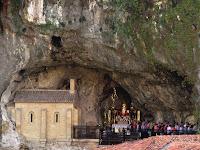 Covandonga; Cuadonga; Santa Cueva; Asturias