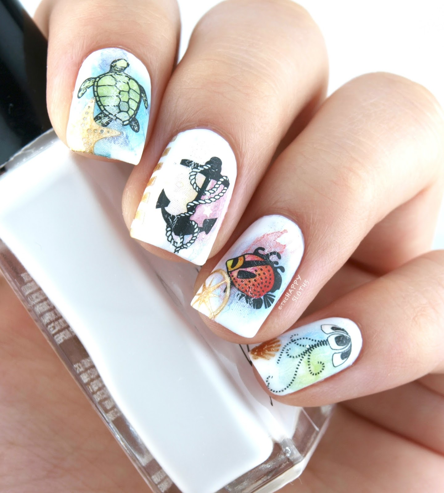 Moyou London Hand Tattoos Review The Happy Sloths