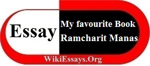 My favourite Book Ramcharit Manas