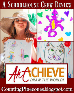 #hsreviews #drawinglessonsforkids, #ArtAchieve