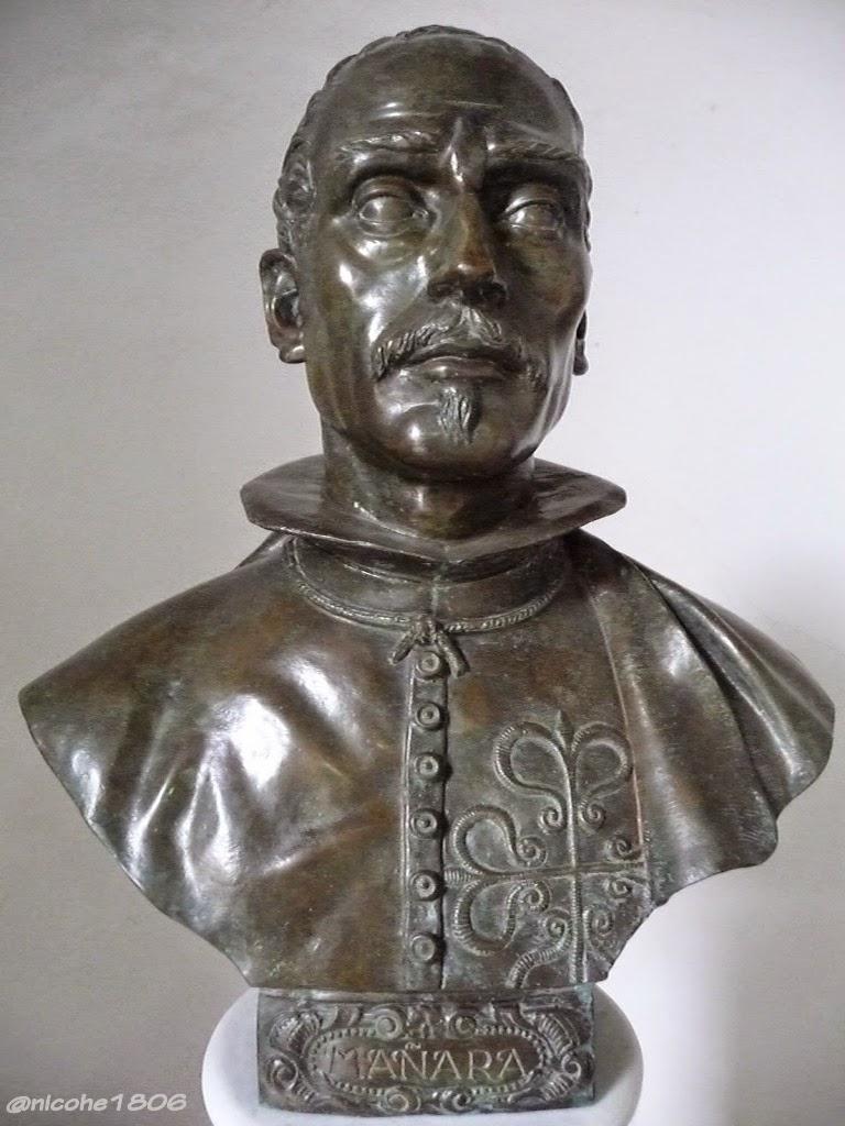 Miguel de Mañara - Sevilla