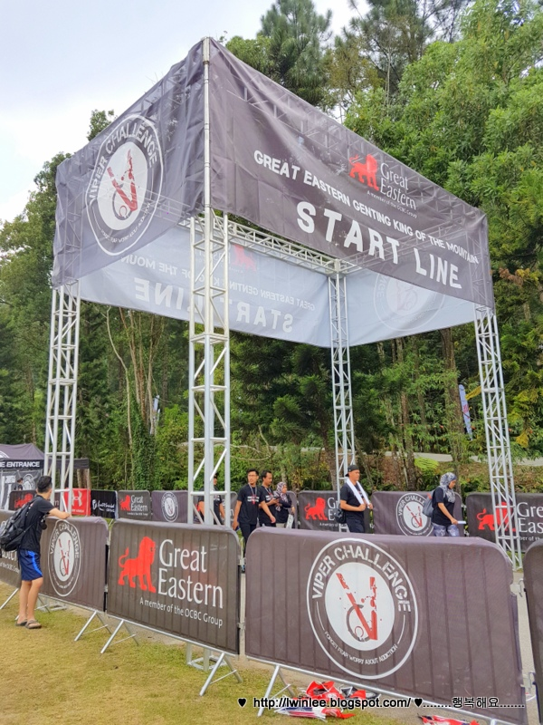 Viper Challenge Great Eastern King Of Mountain 2016 Obstacle