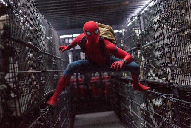 """""""Spider-Man: Homecoming"""" (Jon Watts, 2017)"""