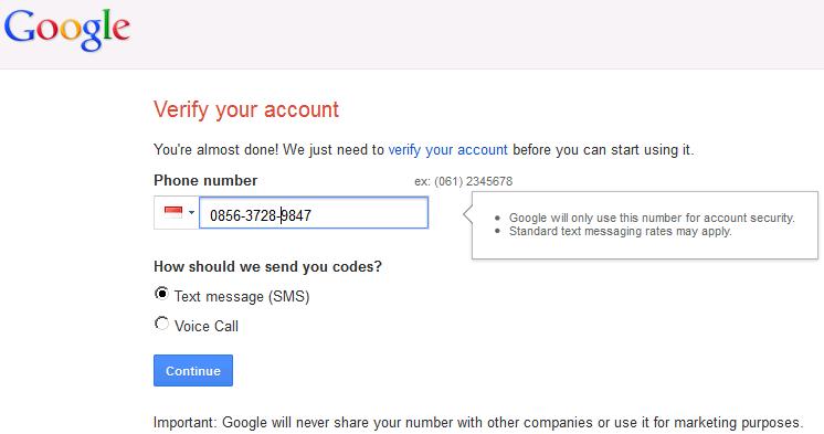 Cara Daftar Email Akun Google (Gmail) Panduan Lengkap