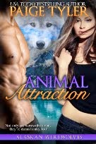 Animal Attraction (Alaskan Werewolves Book 1)