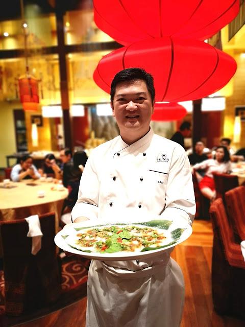 Chinese New Year Buffet   Aloft Kuala Lumpur Sentral!!!  7b089d2c4