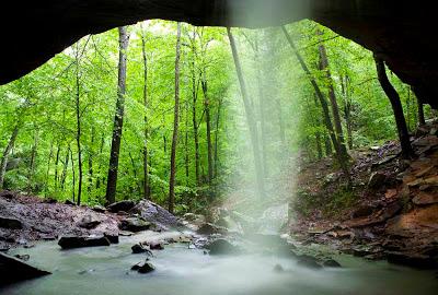 Glory Hole Falls – Arkansas
