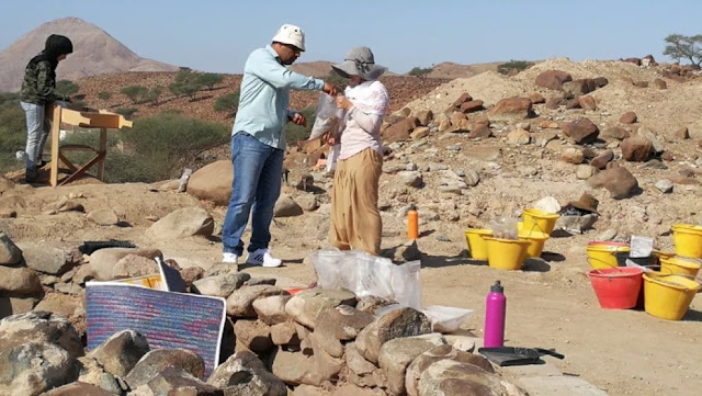 Five archaeological sites unearthed in Oman