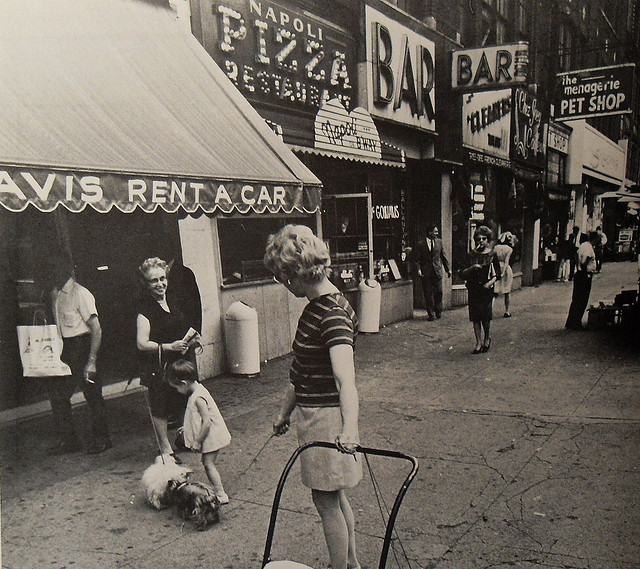 New York City Of The 1960s Vintage Everyday