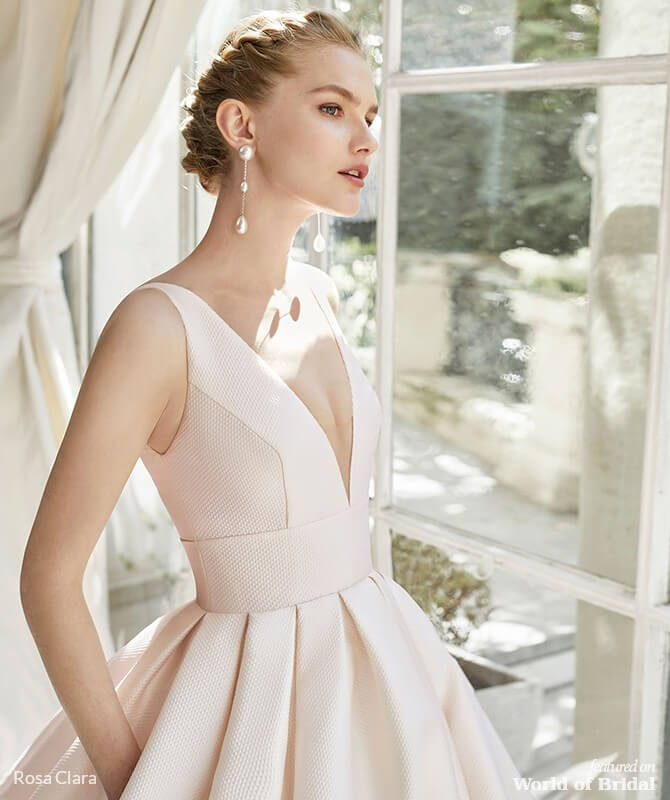 Rosa Clara 2019 Couture Wedding Dresses World Of Bridal