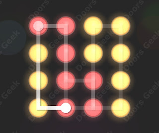 Solution, Cheats, Walkthrough for Neon Hack [Current Flow] Level 60