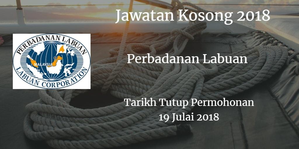 Jawatan Kosong PL 19 Julai 2018