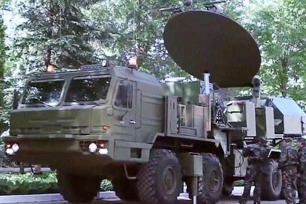 Setelah Rudal Nuklir, Rusia Uji Coba Senjata Radio Elektronik