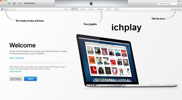 Tải iTunes 12.7.4 mới nhất (64 bit & 32 bit) Cho Win 7 10 8 8.1 XP rất dễ dàng 4