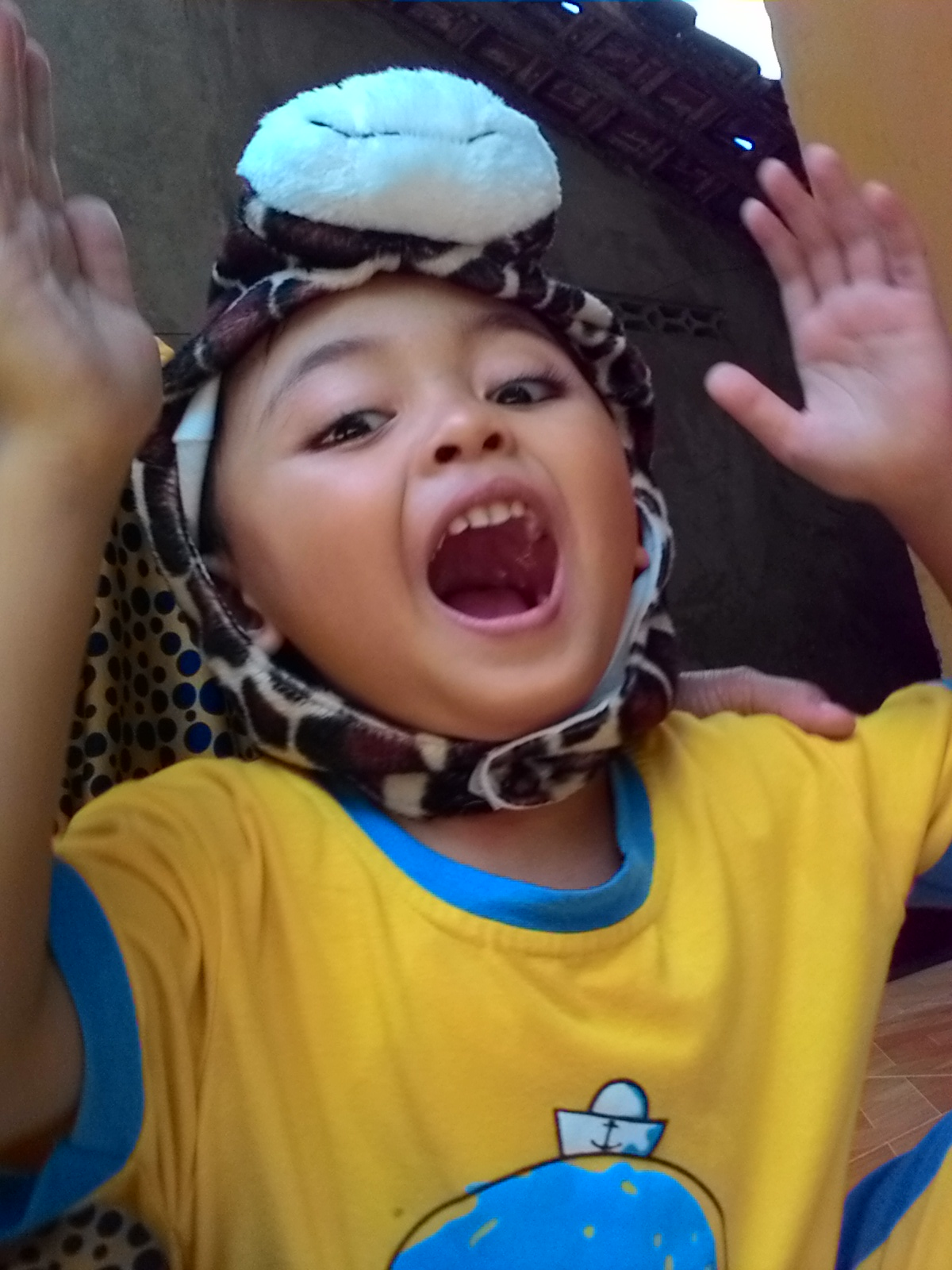 Artikel Bunda Lien Hidung Anak Bau Tak Sedap