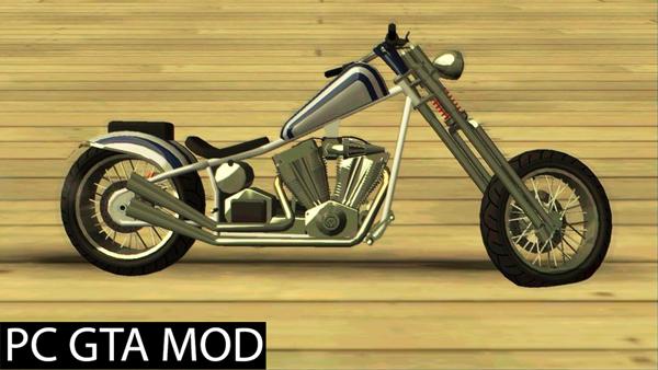 Free Download Nueva Hexer de GTA TLAD  Mod for GTA San Andreas.