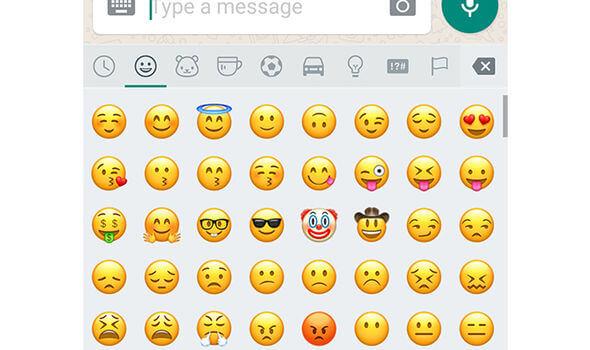 whatsapp new imoji set