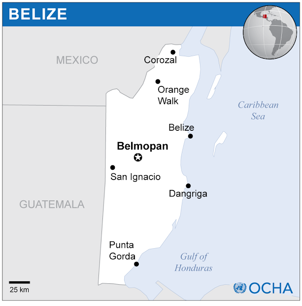 20+ Blank Map Belize Pictures and Ideas on Meta Networks
