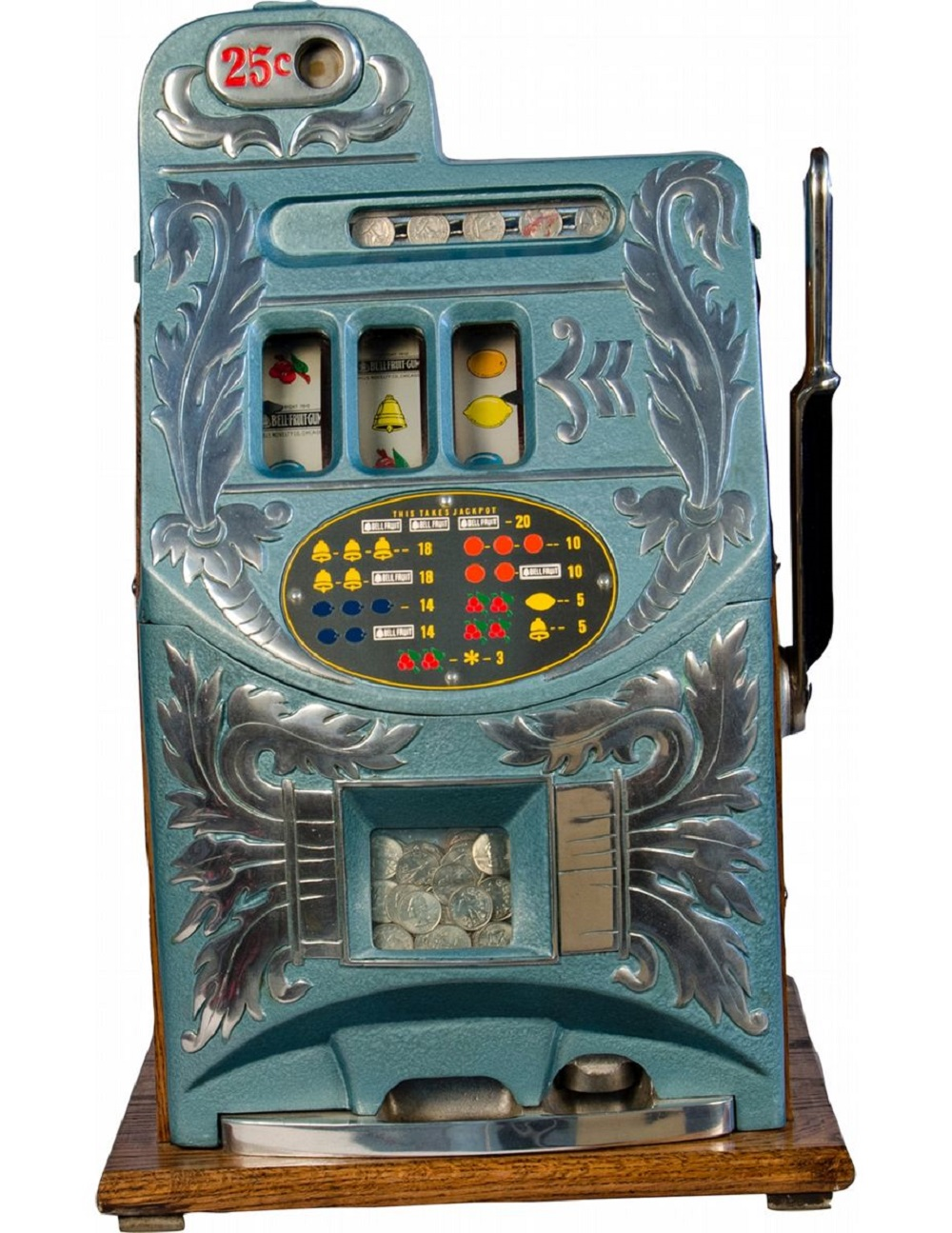 Bell slot machine