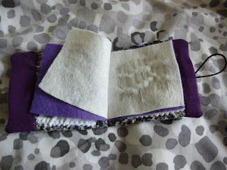 Purple Needle Book
