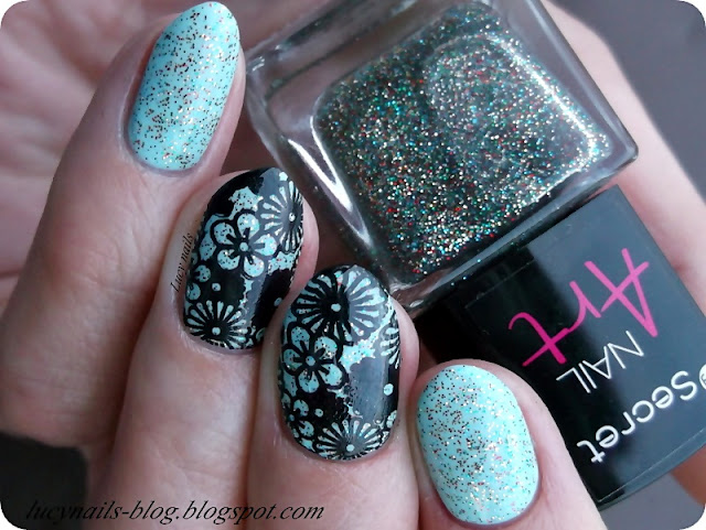 My Secret Nail Art nr 273 Star Dust