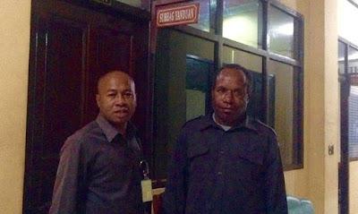 Polisi Ancam Jebak Staf Komnas HAM Kantor Pewakilan Papua dengan Pasal Tertentu