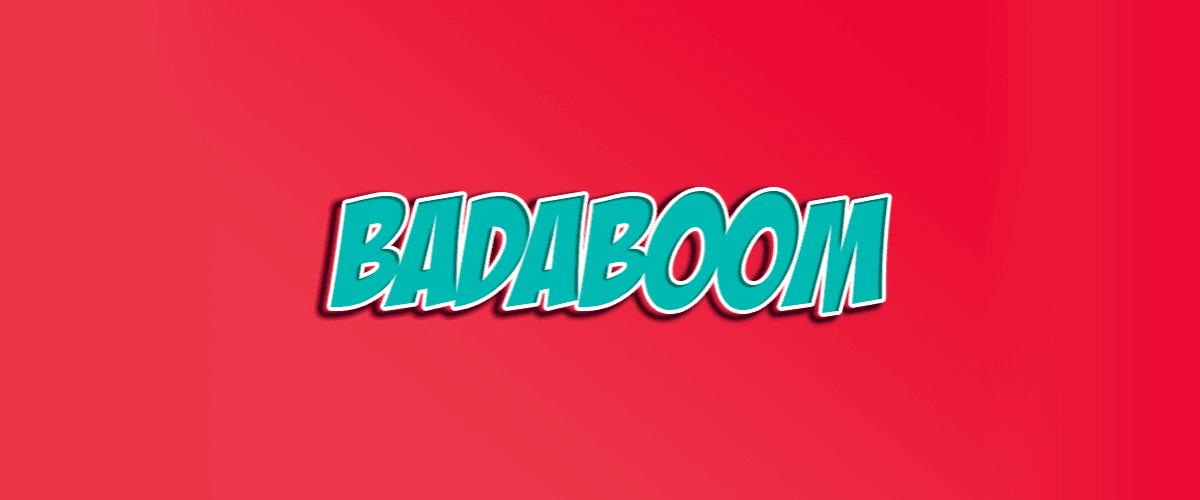 Kumpulan Font Terbaik Untuk Desain Sticker - Badaboom