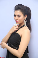 Priyanka in Sleeveless Black Slim Dress Spicy Pics ~  Exclusive 39.JPG