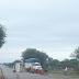 CHAQUEÑOS SE SALVAN DE MILAGRO AL VOLCAR UN CAMIÓN: TRANSPORTABAN MUEBLES