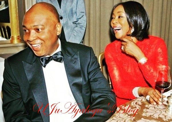 Senate President's Eldest Daughter, Tosin Saraki Set To Wed